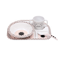 Kindergeschirr Set - Dish Set, Little Chums Mouse