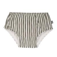 Schwimmwindel - Swim Diaper, Stripes Olive