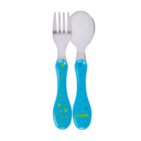 Kinderbesteck Set - Cutlery, Crocodile Granny