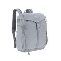 Wickelrucksack - Outdoor Backpack, Grey