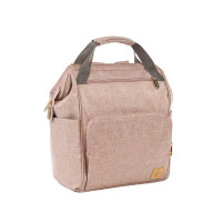 Wickelrucksack - Glam Goldie Backpack, Rose