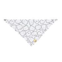 Dreieckstuch Baby - Muslin Bandana, Little Spookies Olive