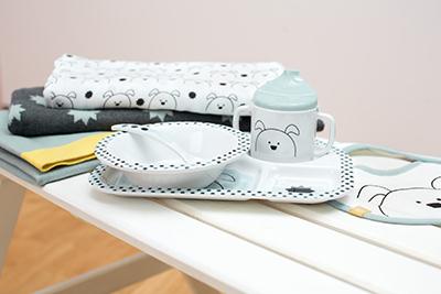 LAESSIG-Babykollektion-Little-Chums-Geschirr-Set