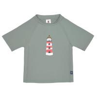 UV-Shirt Kinder - Short Sleeve Rashguard, Lighthouse