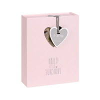 Geschenkbox Baby Welcome Box, Lela Light Pink