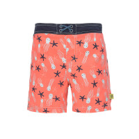 Kinder Badehose -  Board Shorts, Jelly Fish