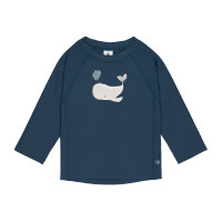 UV-Shirt Kinder - Long Sleeve Rashguard, Whale