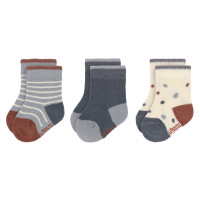 Kindersocken (3er-Pack) - Socks, Tiny Farmer Blue