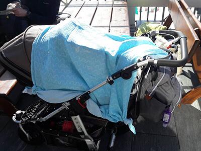 LAESSIG-Swaddles-Schnuffeltuch-Sonnenschutz-Wie-kann-man-Spucktuecher-verwenden-Tipps