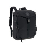 Wickelrucksack - Outdoor Backpack, Black