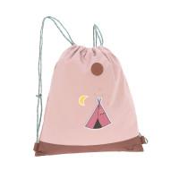 Turnbeutel - Mini String Bag, Adventure Tipi