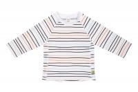 Kinder UV-Shirt - Long Sleeve Rashguard, Little Sailor Peach