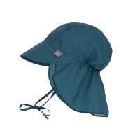 Sonnenhut Kinder - UV Schutz Flap Hat, Navy