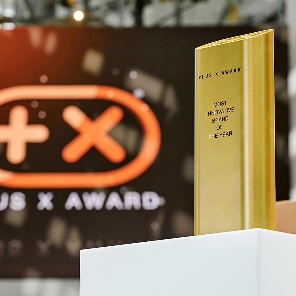 LAESSIG-Plus-X-Award-2019-Auszeichnung