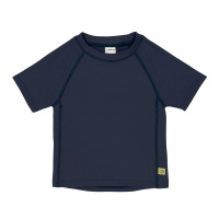 Kinder UV-Shirt - Short Sleeve Rashguard, Navy