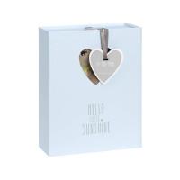 Geschenkbox Baby Welcome Box, Lela Light Blue