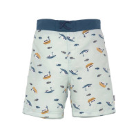 Windelbadehose Kinder - UV Schutz Shorts, Boat Mint