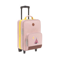 Kinderkoffer - Trolley, Adventure Tipi