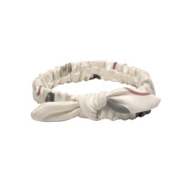 Stirnband Baby GOTS - Cozy Colors, Circles Offwhite