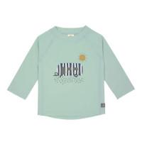 UV Shirt Kinder - Langarm Rashguard, Caravan Mint
