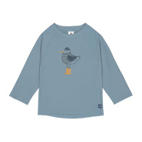 UV-Shirt Kinder - Long Sleeve Rashguard, Mr. Seagull Blue
