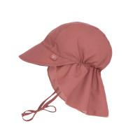 Sonnenhut Kinder - UV Schutz Flap Hat, Rosewood