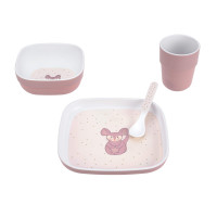 Kindergeschirr Set - Dish Set, About Friends Chinchilla