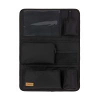 Autorücksitz Organizer - Car Wrap-to-Go, Black