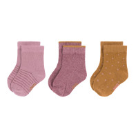 Kindersocken (3er-Pack) - Socks, Rosewood