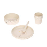 Kindergeschirr Set - Dish Set, Little Water Swan