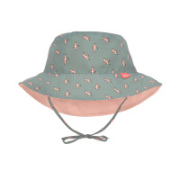 Sonnenhut Kinder - Bucket Hat, Seagull Green