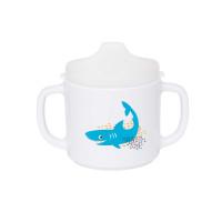 Trinklernbecher - Sippy Cup, Wildlife Shark Ocean