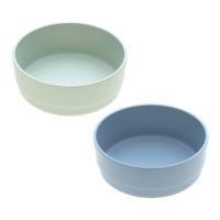 Schälchen im Set (2 Stk) - Bowl, Mint - Blueberry
