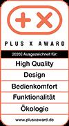 Plus X Award 2020