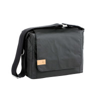 Wickeltasche - Green Label Messenger Bag Tyve, Black