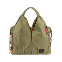 Wickeltasche - Green Label Neckline Bag POP, Olive