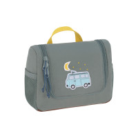 Kulturbeutel Kinder -  Mini Washbag, Adventure Bus