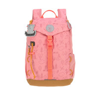 Kindergartenrucksack Outdoor - Mini Backpack, Adventure Rose
