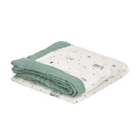Babydecke - Heavenly Soft Blanket, Garden Explorer Traktor
