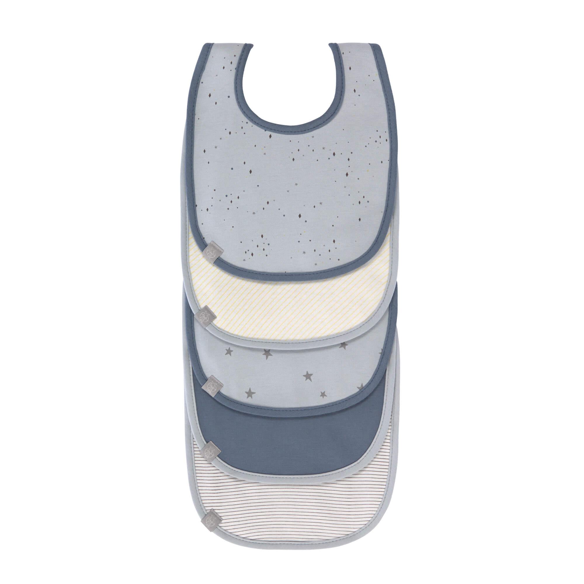 Little Water L/ÄSSIG Baby Kleinkind L/ätzchen Auffangschutz wasserdicht Klettverschluss//EVA Bib