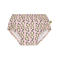Schwimmwindel - Swim Diaper, Penguin peach