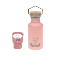 Kinder Trinkflasche Edelstahl - Bottle, Adventure Rose