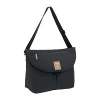 Wickeltasche - Green Label Manu Messenger Bag, Black