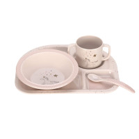 Kindergeschirr Set - Dish Set, More Magic Horse