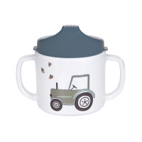 Trinklernbecher - Sippy Cup, Adventure Traktor