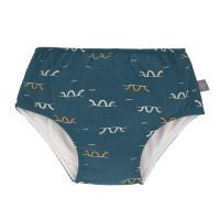 Schwimmwindel - Swim Diaper, Sea Snake Blue