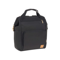 Wickelrucksack - Goldie Backpack, Black