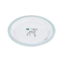 Kinderteller - Plate Melamin, Lela Light Mint