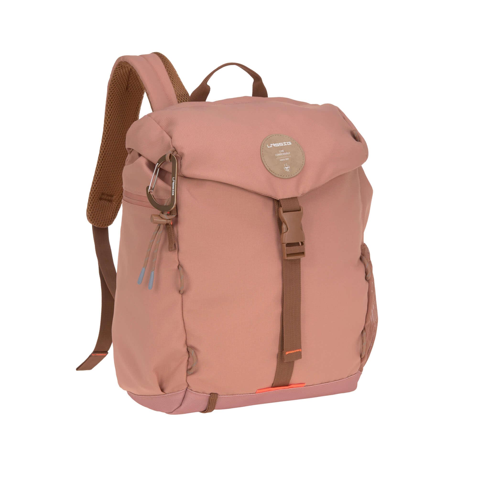 Lassig Wickelrucksack Outdoor Backpack Cinnamon Lassig Fashion
