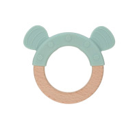 Greifling mit Beißhilfe - Teether Ring, Little Chums Dog